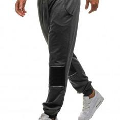 Pantaloni de trening bărbați grafit Bolf 3777