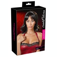 Peruca negru S - bruneta sexy