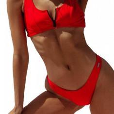 SW1961-3 Costum de baie sexy cu fermoar