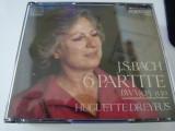 Bach -6 partite - Huguette Dreyfus-  1201
