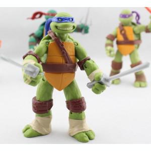 Teenage Mutant Ninja Turtles - Leonardo - Plastic Action Figure CG.021