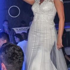 Rochie mireasa, Rochii de mireasa sirena