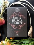 Sola Busca Tarot Calitate LUX pt MUZEU,set carti in cutie lux,SIGILAT-LIVR IMEDT