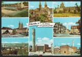 GERMANIA - SCHWELM - IM KRANZ DER GRUNEN BERGE - CP CIRCULATA #colectosfera