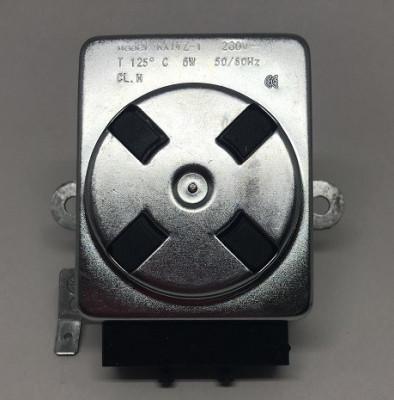 Motor rotisor grill foto