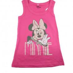 Tricou fara maneci pentru fetite Disney Minnie Mouse EN 6132, Multicolor
