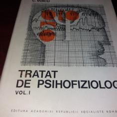 TRATAT DE PSIHOFIZIOLOGIE  GOLU.VOICU