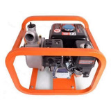 Motopompa Bass BS-7907, putere 5.5 CP, 22000 L/h, motor in 4 timpi Mania Tools