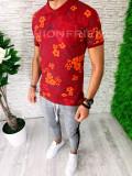 Tricou slim fit polo -  tricou barbati - tricou fashion - A5361
