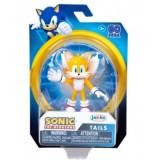Figurina Modern Tails, Sonic The Hedgehog, 6.5 cm