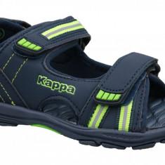 Sandale sport Kappa Symi K 260685K-6730 pentru Copii, 29 - 35, Albastru