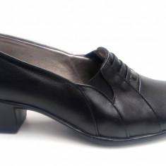 Pantofi dama piele naturala eleganti - Made in Romania PHP3NBOX5