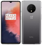 Telefon Mobil OnePlus 7T, Procesor Octa-Core Snapdragon 855+, Fluid AMOLED Touchscreen Capacitiv 6.55inch, 8GB RAM, 128GB Flash, Camera Tripla 48+12+1