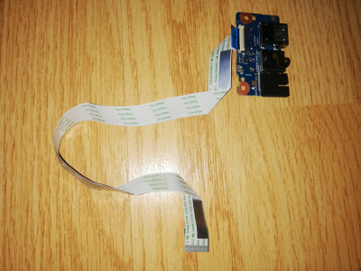 Modul port USB + audio HP 350 G2 foto