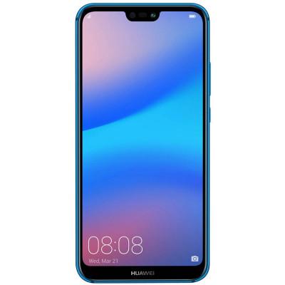 Smartphone Huawei P20 Lite 4GB RAM 64GB LTE Dual Sim 4G Blue foto