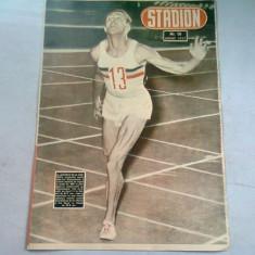 REVISTA STADION NR. 15/1957