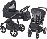 Carucior Multifunctional Baby Design Husky 10 Black 2019 (winter pack)