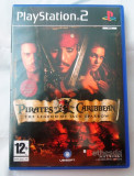 Pirates of the Caribbean the legend of Jack Sparrow, PS 2, Actiune, 12+, Single player, Activision