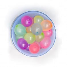 Baloane umplere apa multicolore, Water Balloons cu autoetansare, set 100 bucati