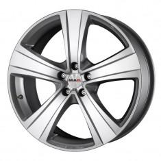Jante VOLVO V40 8J x 18 Inch 5X108 et45 - Mak F5 Silver - pret / buc