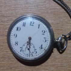 Ceas de buzunar Cilindru