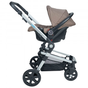 Carucior 3 in 1 Navarra maro Kidscare for Your BabyKids