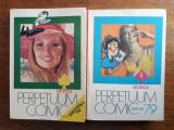 Almanah Urzica Perpetuum Comic 1976 + 1979 / R2P5F