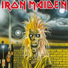 Iron Maiden Iron Maiden 2018 remaster digipak (cd)