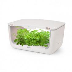 Klarstein GrowIt Farm, grădină inteligentă interioară, 28 de plante, 48 W, LED, 8 litri