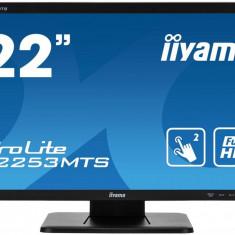Monitor Iiyama ProLite T2253MTS-B1 22 inch 2ms Black