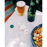 Desfacator de sticle alb - Hestia | DOIY
