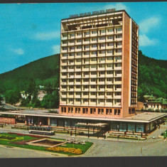 CPI B12533 CARTE POSTALA - PIATRA NEAMT, HOTEL CEAHLAU