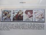 SPANIA-PICTURI RUBENS-NESTAMPILATE