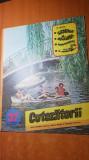 revista pentru copii - cutezatorii 11 septembrie 1986