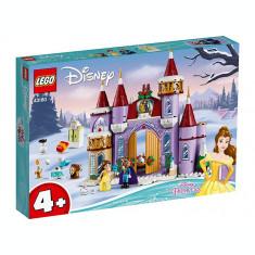 LEGO Disney Princess - Sarbatoarea de iarna la Castelul Bellei 43180