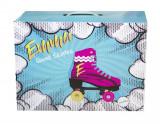 Patine cu rotile Emma Regular 35 Multicolor