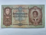 Ungaria 50 PENGO 1932