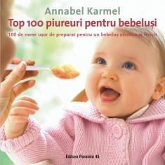 Top 100 piureuri pentru bebelusi | Annabel Karmel