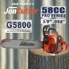 Drujba JonCutter® G5800 58cc (fara lama si lant)