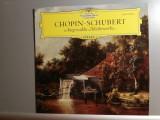Chopin/Schubert – Master Works (1966/Deutsche Grammophon/RFG) - VINIL/NM+