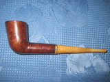 106a- Pipa Bruyere extra lemn, in stare buna. Lungime 15 cm.