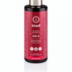 Sampon cu amla pentru volum si stralucire Khadi 210ml