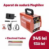 Cumpara ieftin APARAT DE SUDURA INVERTOR MOGHILEV CM-300 , 300 AH, ACCESORII INCLUSE, ELECTROD 1.6-4MM