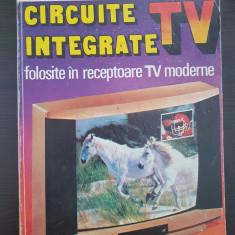 CIRCUITE INTEGRATE TV FOLOSITE IN RECEPTOARELE TV MODERNE - Basoiu, Silisteanu