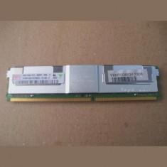 Memorie server 2GB DDR2 2RX4 PC2-5300F-555-11 ECC Fully Buffered