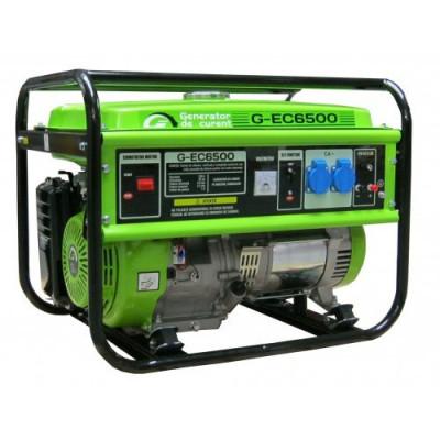 Generator Curent 5.5 kw GREENFIELD-G-EC6500 AVR foto