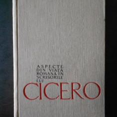 N. I. BARBU - ASPECTE DIN VIATA ROMANA IN SCRISORILE LUI CICERO (1959)