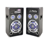 Cumpara ieftin Sistem Boxe Party Sound, 300W, Bluetooth, USB/SD, negru
