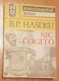 Sic Cogito de Bogdan P. Hasdeu