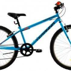 Bicicleta Copii Dhs 2421 Albastru 24 Inch